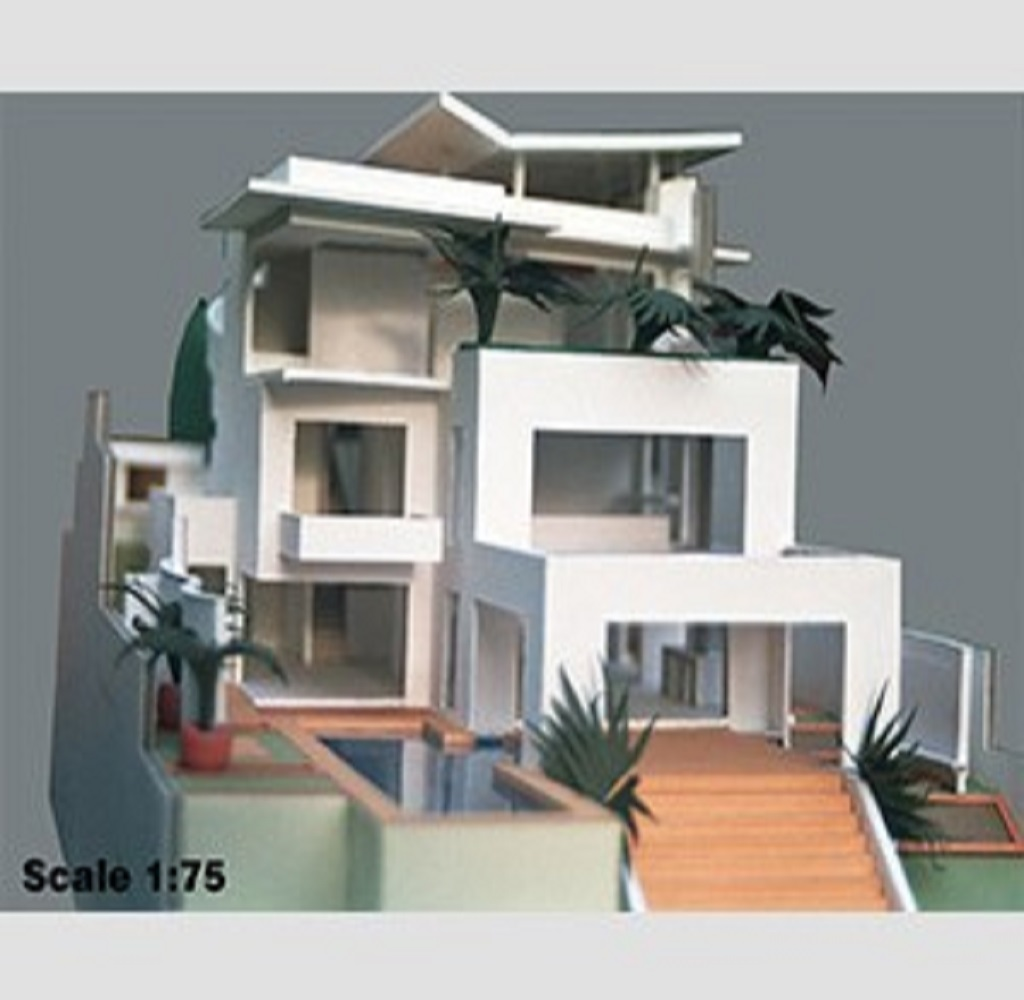 Scale 1-75 Single Residence, Cape Town